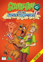 scooby-doo and the movie monsters - DVD