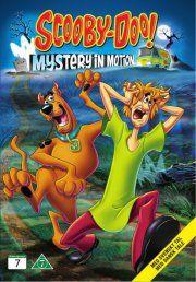 scooby-doo - mystery in motion - DVD