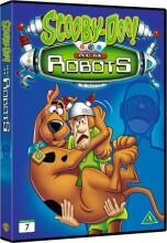 scooby-doo og robotterne - DVD