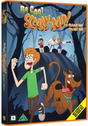be cool, scooby doo - sæson 1 - vol. 1 - DVD