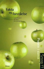 scoop 13, fakta og forståelse, prøven i dansk, tekstbog - bog