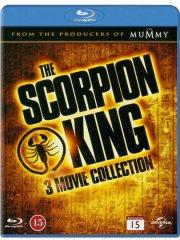 scorpion king 1-3 - Blu-Ray