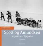 scott og amundsen - bog