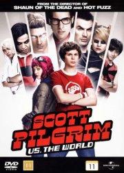 scott pilgrim mod verden - DVD