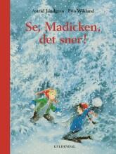 se, madicken, det sner! - bog