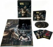 volbeat - seal the deal and let's boogie - deluxe - 2016 - cd