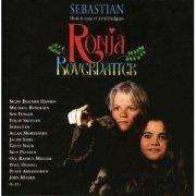 sebastian - ronja røverdatter - cd
