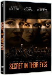 secret in their eyes / øjnenes hemmelighed - DVD