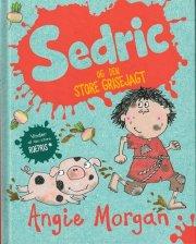 sedric og den store grisejagt - bog