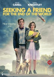seeking a friend for the end of the world - DVD