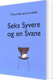 seks syvere og en svane - bog