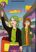 selma og liva - bog