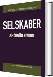 selskaber - aktuelle emner - bog