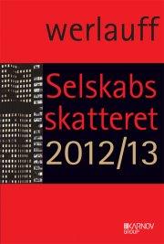selskabsskatteret 2012/13 - bog