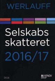 selskabsskatteret 2016/17 - bog