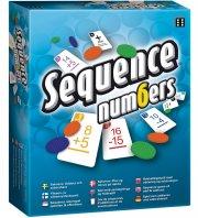 sequence spil - numbers - Brætspil