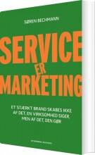 service er marketing - bog