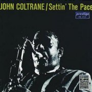 john coltrane - settin the pace - cd