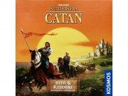 settlers of catan: byer og riddere - dansk settlers udvidelse - Brætspil