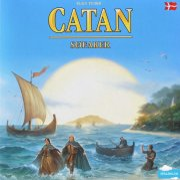 settlers søfarer - settlers udvidelse - Brætspil