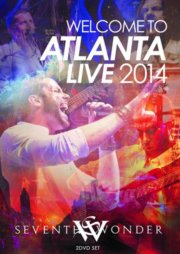 seventh wonder - welcome to atlanta - live 2014 - DVD