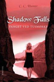 shadow falls #3: fanget ved tusmørke - bog