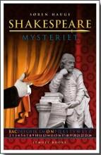 shakespeare mysteriet - bog