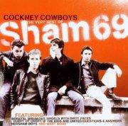 sham 69 - best of - cd