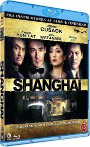 shanghai - Blu-Ray