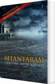 shantaram - bog