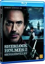 sherlock holmes 2 - skyggespillet - Blu-Ray