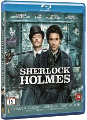 sherlock holmes - Blu-Ray