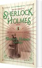 sherlock holmes' eventyr, bd 3 - bog