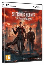 sherlock holmes: the devil's daughter - PC