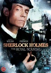 sherlock holmes - the royal scandal - DVD