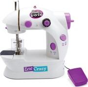 shimmer n sparkle - sew crazy sewing machine - børnesymaskine - Kreativitet
