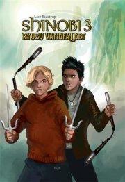 shinobi 3: ryuzu vandfaldet - bog