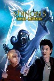 shinobi 5: ninja-genfærd - bog