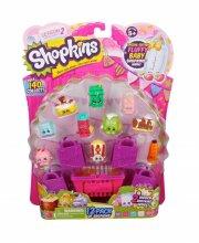 shopkins - pakke med 12 dele - sæson 2 - Figurer