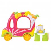 shopkins - shoppies smoothie truck playset - Figurer