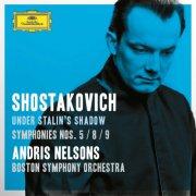 nelsons andris - shostakovich under stalin s shadow  - 2Cd