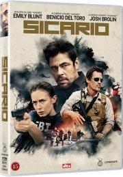 sicario - DVD