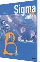 sigma for anden, elevbog b, 3.udg - bog