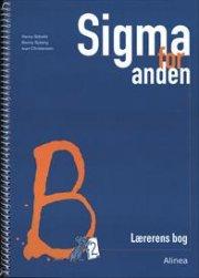 sigma for anden, lærerens bog b, 3.udg - bog