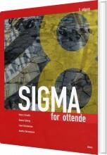 sigma for ottende, elevbog, 3.udg - bog