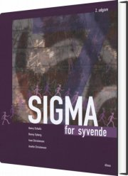 sigma for syvende, elevbog, 2.udg - bog