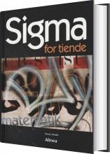 sigma for tiende, elevbog - bog