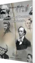signalement af danmark og dansk åndsliv - bog