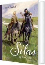silas 2 - silas og ben-godik - bog