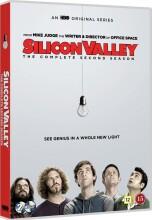 silicon valley - sæson 2 - hbo - DVD